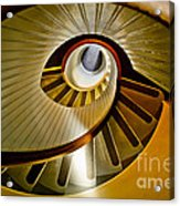 Stairs Stares Acrylic Print