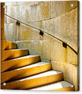 Stairs To Safety Acrylic Print
