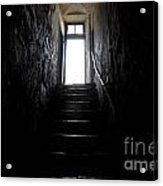 Stairs To The Light Acrylic Print