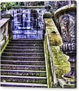 Stairway In Time Acrylic Print