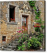 Stairway Provence France Acrylic Print