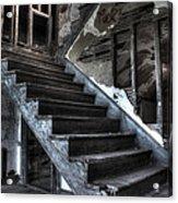 Stairway To Ruin Acrylic Print