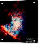 Star Birth Acrylic Print by Nasa