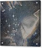 Star Cluster Ngc 602 Acrylic Print by Thomas Maynard