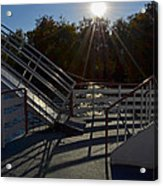 Starboard Bow Acrylic Print