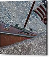 Stars And Stripes Acrylic Print