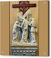Station Of The Cross 05 Acrylic Print