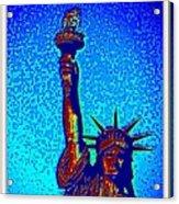 Statue Of Liberty-4 Acrylic Print