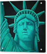 Statue Of Liberty ... Acrylic Print