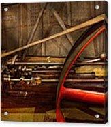 Steampunk - Machine - The Wheel Works Acrylic Print