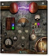 Steampunk - The Modulator Acrylic Print