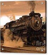 Steamtown Engine 2317 Acrylic Print