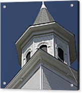 Steeple Top Acrylic Print