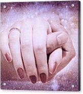 Stellar Bonds Acrylic Print