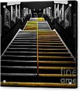 Step By Step Acrylic Print