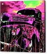 Steve's Truck Acrylic Print