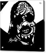 Stevie Wonder Acrylic Print