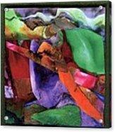 Sticks And Stones Acrylic Print