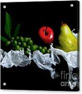 Still Fruits Acrylic Print