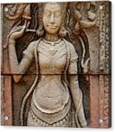 Stone Carving 2 Acrylic Print