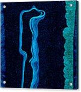 Stone Men 01c2 - Her Acrylic Print