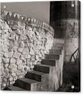 Stone Pila Acrylic Print