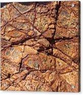 Stone Texture Acrylic Print