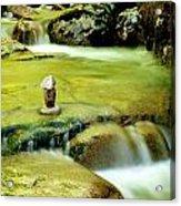 Stone Works Acrylic Print