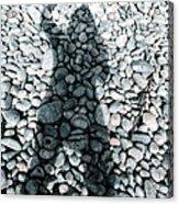 Stoned Shadow Acrylic Print