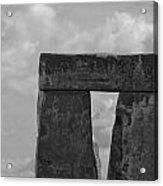 Stonehenge 19 Acrylic Print