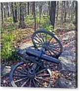 Stones River Battlefield Acrylic Print by Luc Novovitch