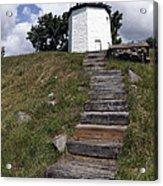 Stony Point Lighthouse Stony Point Ny Acrylic Print