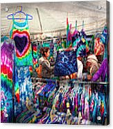 Storefront - Tie Dye Is Back  Acrylic Print