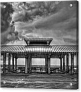 Storm Before The Calm Acrylic Print