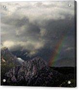 Storm Canvas Acrylic Print