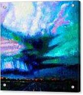 Storm Chasing Acrylic Print