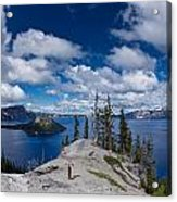 Storm Clearing From Discovery Point Acrylic Print