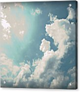 Storm Clouds - 1 Acrylic Print