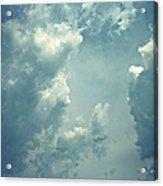 Storm Clouds - 3 Acrylic Print