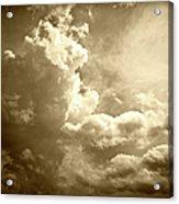 Storm Clouds - 5 Acrylic Print