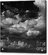 Storm Clouds 1 Acrylic Print