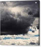 Storm Clouds-1 Acrylic Print
