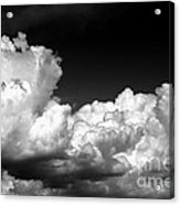 Storm Clouds 3 Acrylic Print