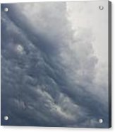 Storm Clouds Rising Acrylic Print