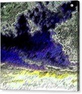 Storm On The Landscape Acrylic Print