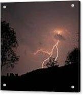 Storms Glory Acrylic Print