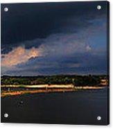 Storms Over Sardis Acrylic Print