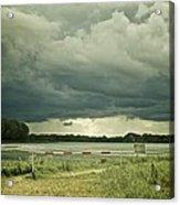 Stormy Days Acrylic Print