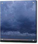 Stormy Morning Acrylic Print