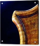 Stradivarius Corner Closeup Acrylic Print